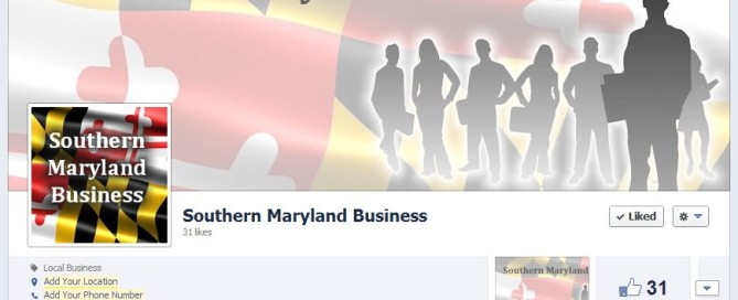 Southern Maryland social media marketing