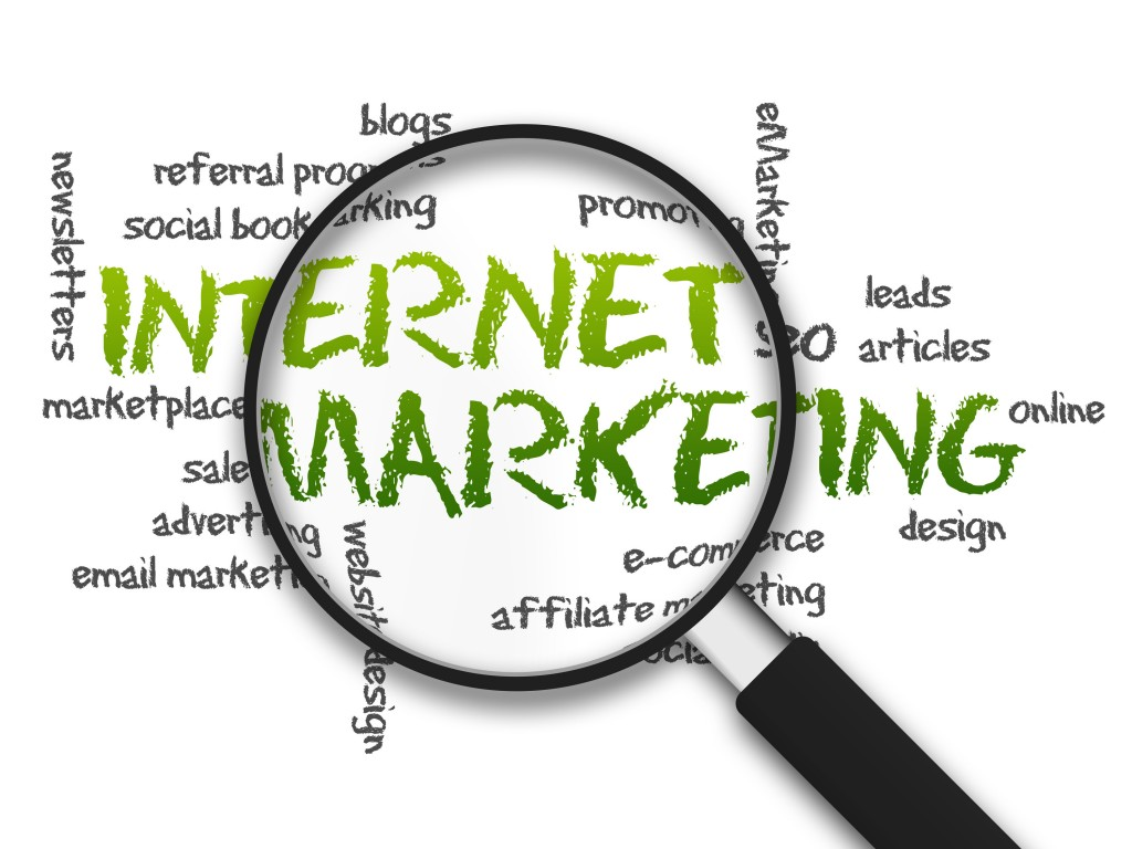 Internet marketing websites list canada