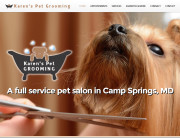 Karen s Pet Grooming   Prince Georges County  MD pet grooming specialists